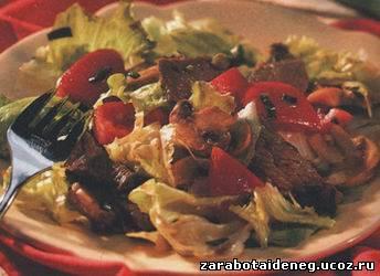 Салаты острые мясные салаты салаты